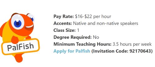 Palfish Review