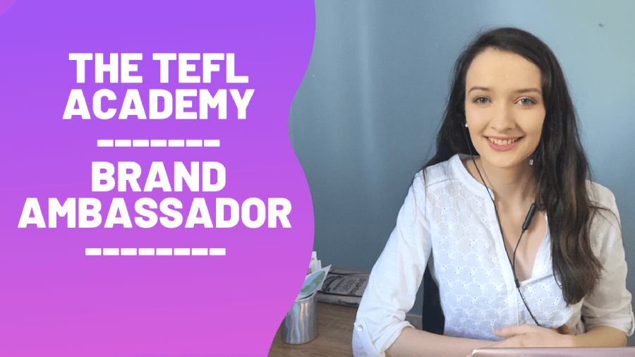 Brand Ambassador for the TEFL Academy