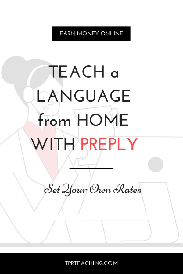 Preply Language Teaching