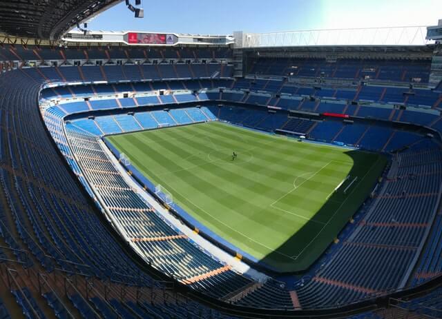 Football Stadium Spain