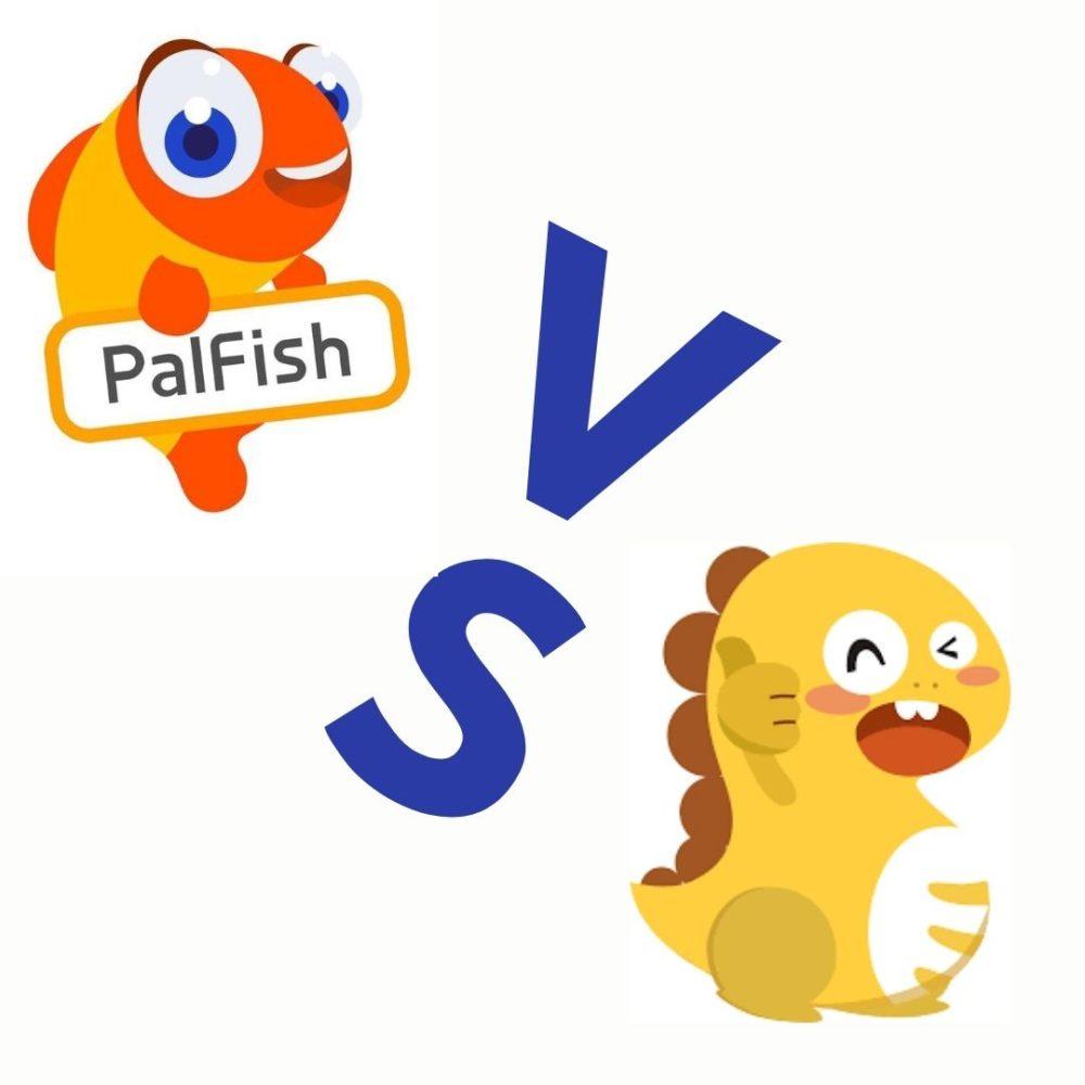 Palfish Versus Vipkid