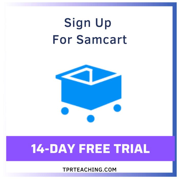 Sam Cart Signup