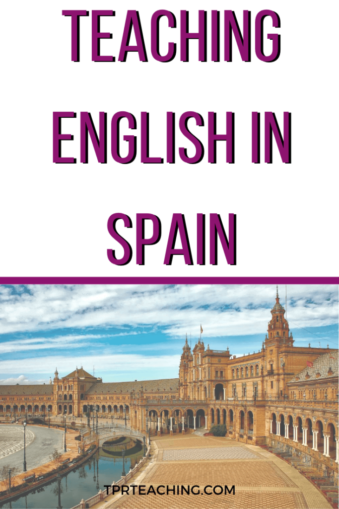 Teach in Spain TEFL