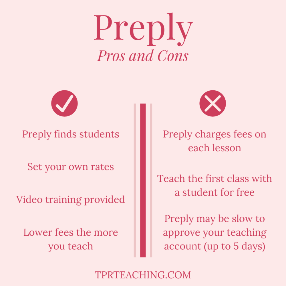 Preply Review for Tutors