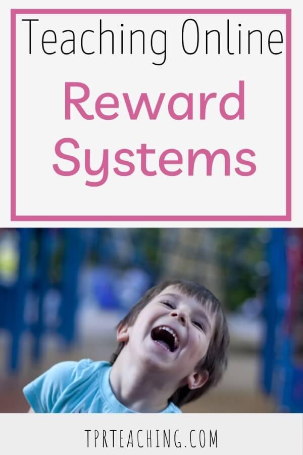 Teaching Online Reward Systems