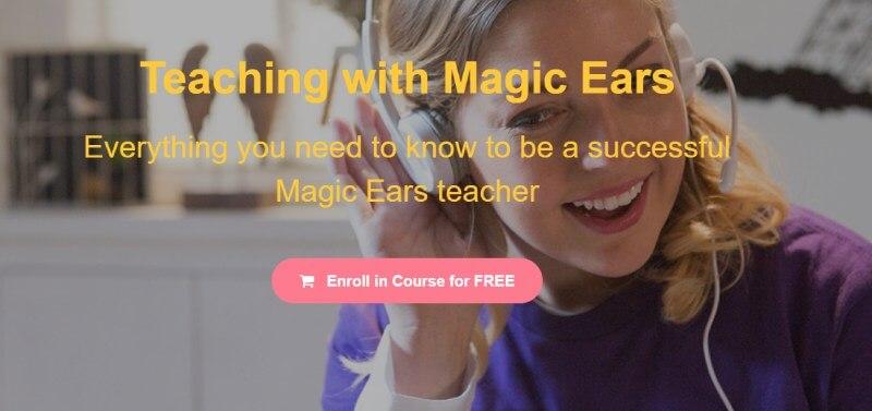 Magic Ears Application
