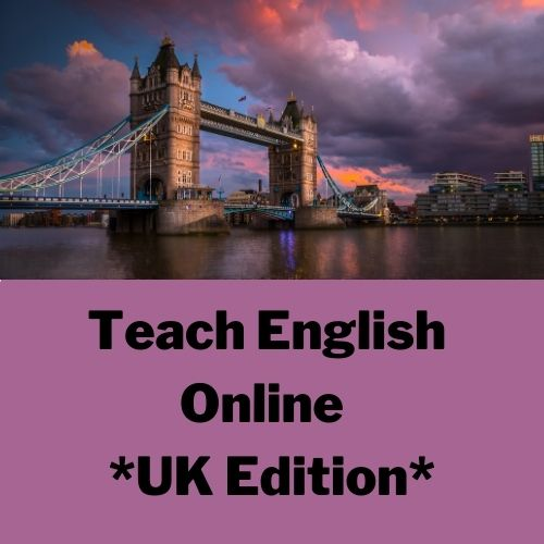 Teach English Online UK