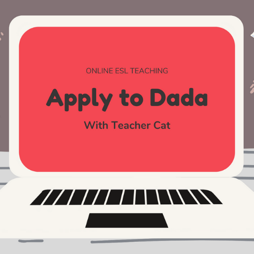 Apply to Dada