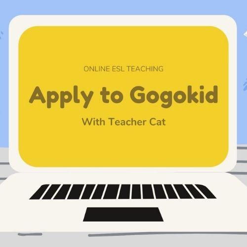 Apply to Gogokid