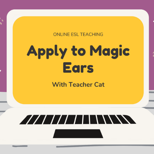 Apply to Magic Ears