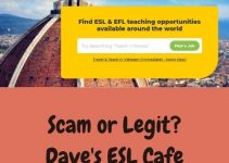 Dave's ESL Cafe Review [Warning: Is it Legit?]