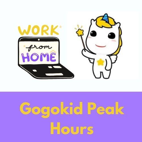Gogokid Peak Hours