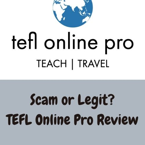 TEFL Online Pro Review