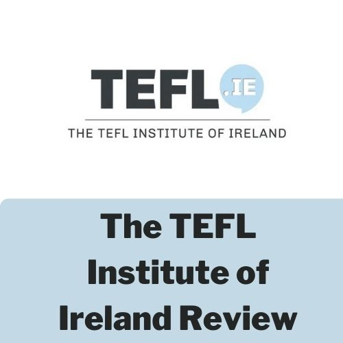 The TEFL Institute of Ireland Review