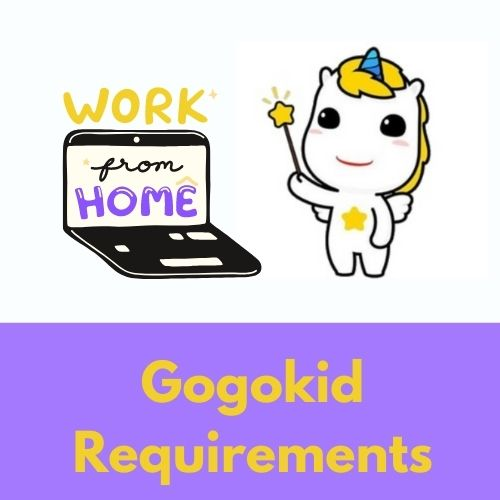 Gogokid Requirements