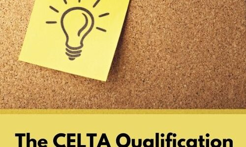Is a Celta Worth it? An Experienced Teacher's Perspective