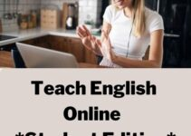 Best Online English Teaching Jobs for College Students in 2021