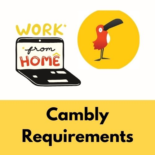 Cambly Requirements