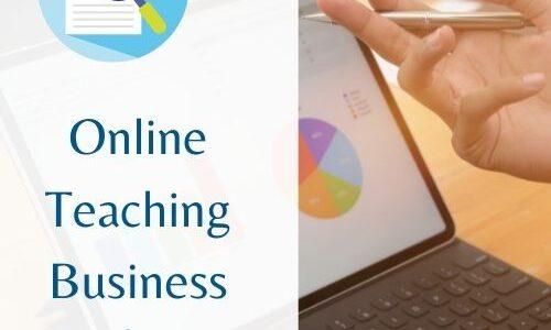 How to Start An Online Teaching Business (4 Options)