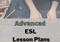12 Best ESL Advanced Lesson Plans and Simple Games