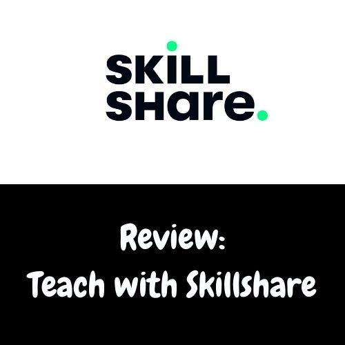 Skillshare Teacher