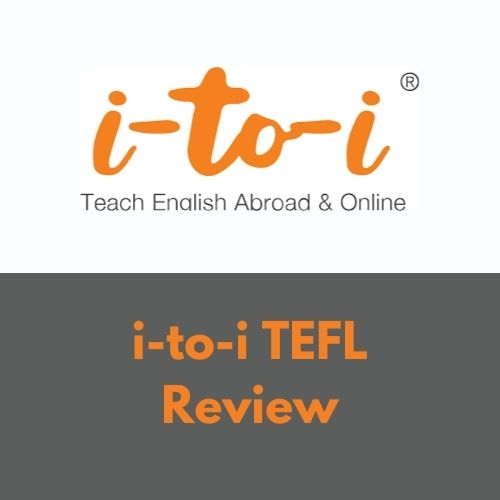 i-to-i TEFL Review